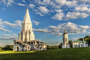 Коломенское музей-заповедник в Москве