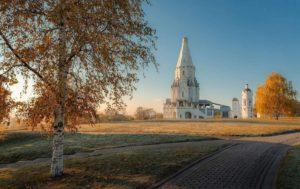 Коломенское - церковь Вознесения