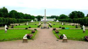 Дворцово-парковый комплекс в Коломенском